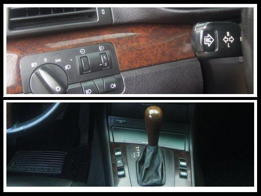 【高鐵汽車】2002 BMW 320 藍 照片5