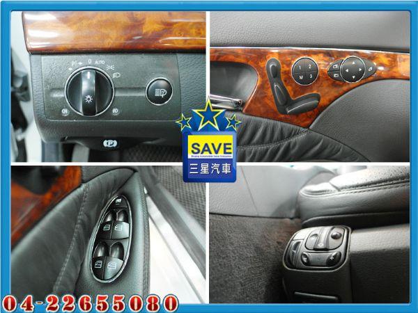 Benz E320 04年 頂級版 照片4