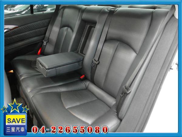 Benz E320 04年 頂級版 照片7