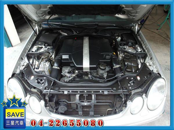 Benz E320 04年 頂級版 照片8