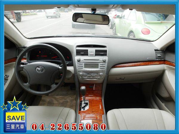 Toyota Camry 2.0 E版 照片2