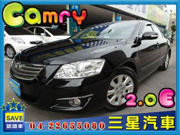 Toyota Camry 2.0 E版 照片10