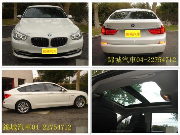 錦城汽車BMW 535GT 照片1