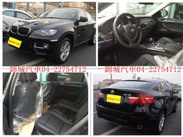 錦城汽車BMW X6 照片1