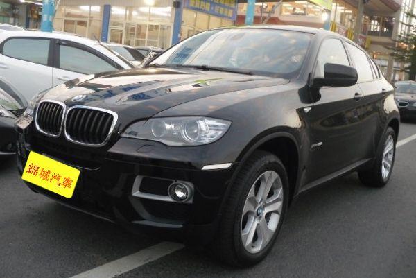 錦城汽車BMW X6 照片2