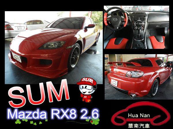 Mazda 馬自達 RX8  照片1