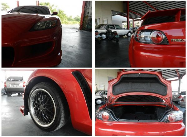 Mazda 馬自達 RX8  照片6