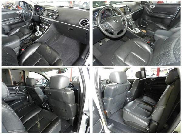 LUXGEN 納智捷 SUV 銀 2.2 照片3