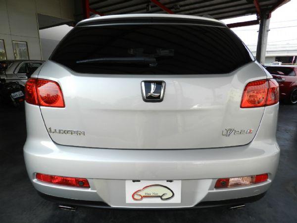 LUXGEN 納智捷 SUV 銀 2.2 照片9