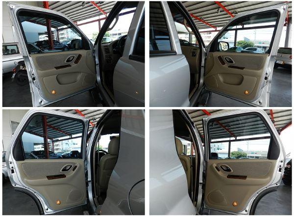 Ford 福特 ESCAPE 銀 2.3 照片5