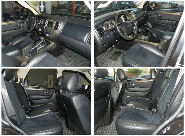 Ford 福特 ESCAPE 黑 2.3 照片3