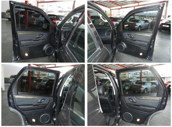 Ford 福特 ESCAPE 黑 2.3 照片4