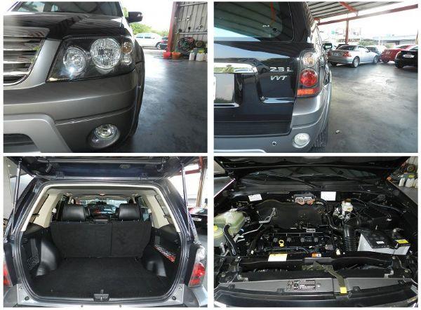 Ford 福特 ESCAPE 黑 2.3 照片5