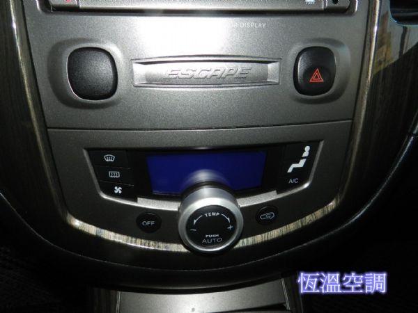 Ford 福特 ESCAPE 黑 2.3 照片6