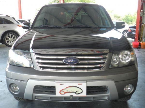 Ford 福特 ESCAPE 黑 2.3 照片7