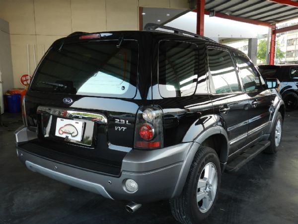 Ford 福特 ESCAPE 黑 2.3 照片8