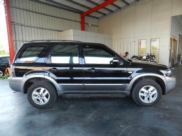 Ford 福特 ESCAPE 黑 2.3 照片9