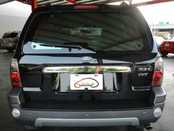 Ford 福特 ESCAPE 黑 2.3 照片10