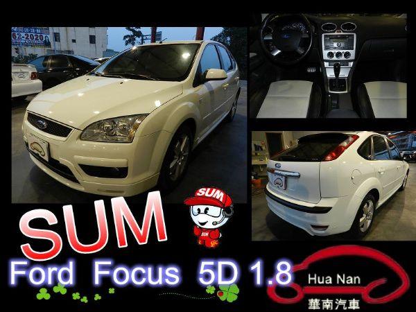 Ford 福特 Focus  5D  照片1
