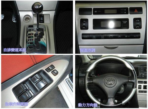 Toyota 豐田 Altis  Z 照片3