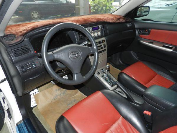Toyota 豐田  Altis Z 白 照片6