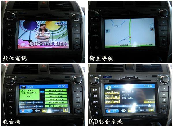 Toyota 豐田 Altis 鐵灰  照片6