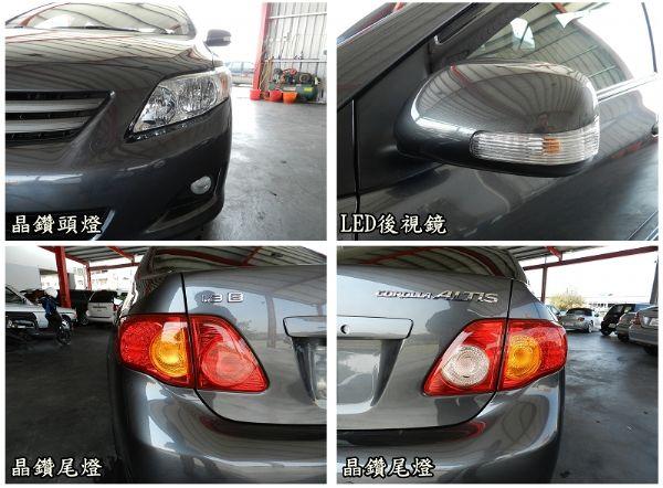 Toyota 豐田 Altis 鐵灰  照片8
