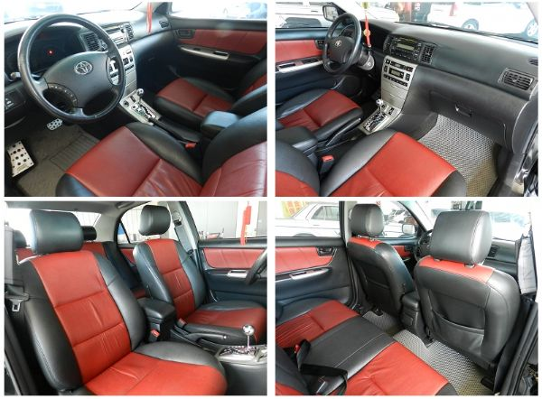 Toyota 豐田 Altis 黑  照片2