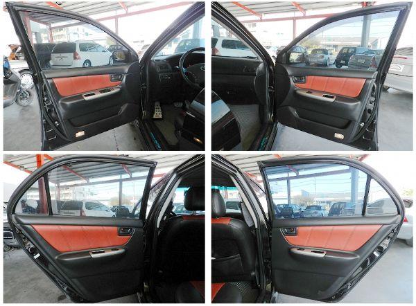 Toyota 豐田 Altis 黑  照片5