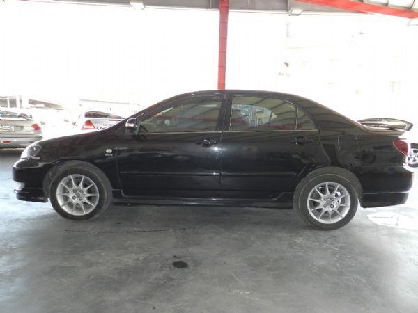Toyota 豐田 Altis 黑  照片10