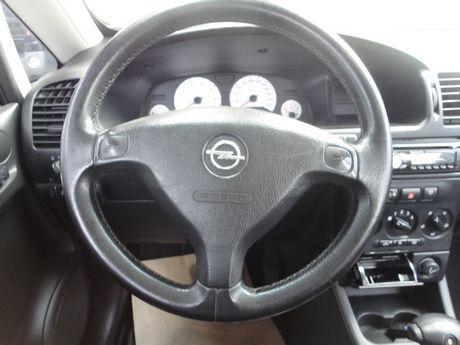 Opel 歐寶 Zafira 照片3