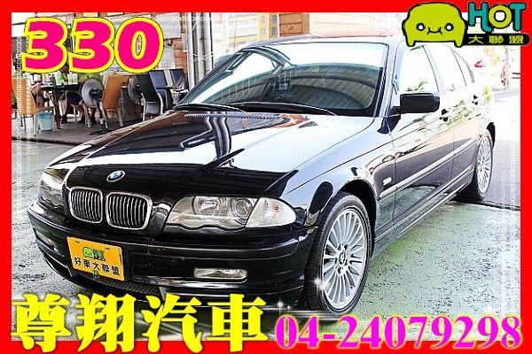 2000年 BMW 330 3.0 黑  照片1