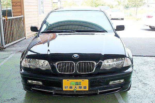 2000年 BMW 330 3.0 黑  照片2