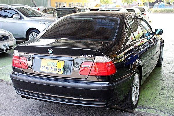 2000年 BMW 330 3.0 黑  照片9
