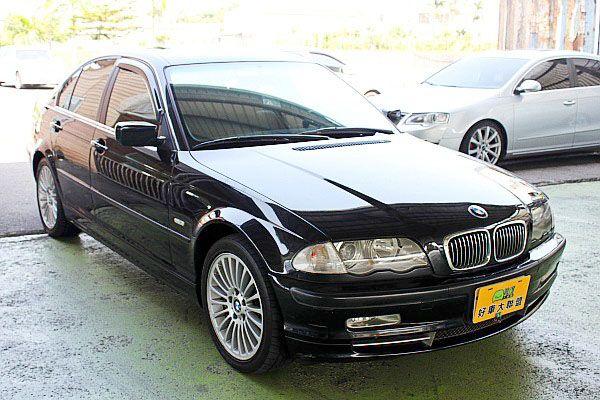 2000年 BMW 330 3.0 黑  照片10