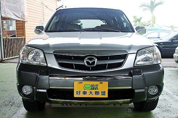 2004年 Mazda Tribute 照片2