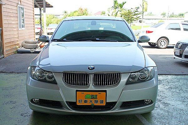 2006年 BMW 323I 2.5 銀 照片2