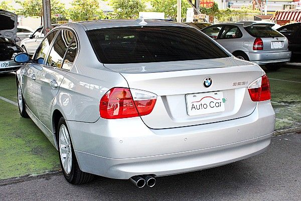 2006年 BMW 323I 2.5 銀 照片9