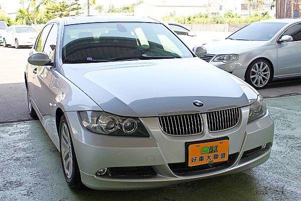 2006年 BMW 323I 2.5 銀 照片10