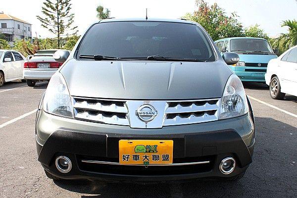 2009年 Nissan Livina 照片2