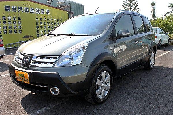 2009年 Nissan Livina 照片10
