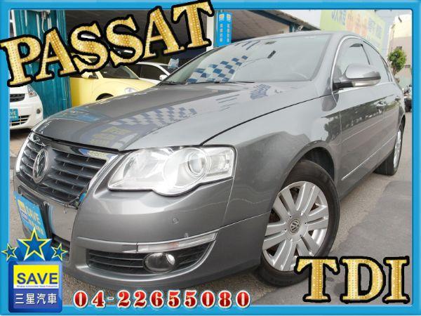 VW 福斯 Passat TDI 柴油  照片1
