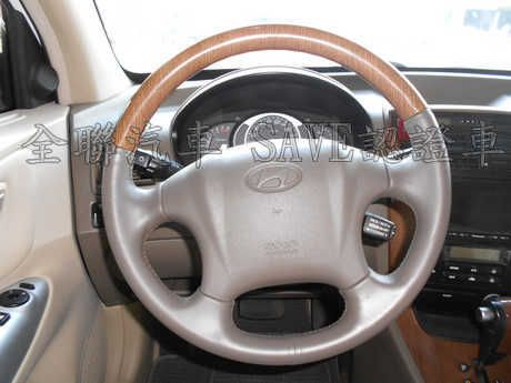 Hyundai 現代 Tucson 汽油 照片4