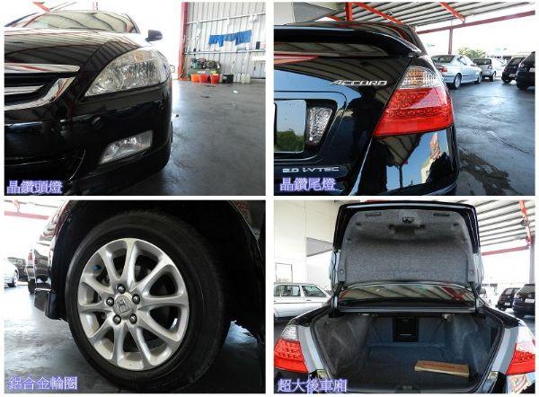 Honda 本田  K11 黑 2.0 照片4