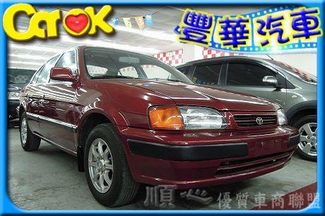 Toyota豐田 Tercel 照片1
