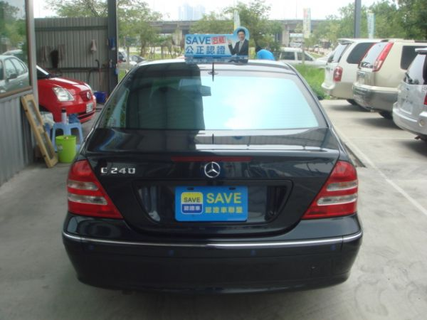 巨大汽車save認證車C240 照片9