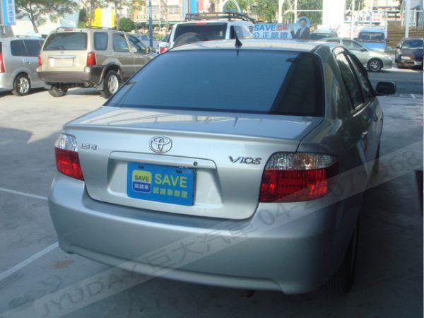 巨大汽車save認證車VIOS 照片9