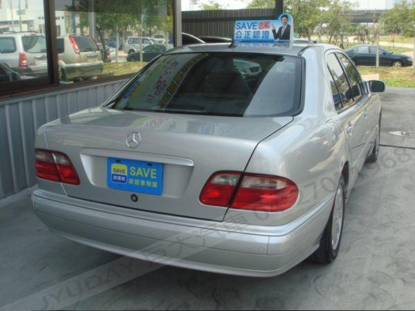 巨大汽車save認證車E280 照片10