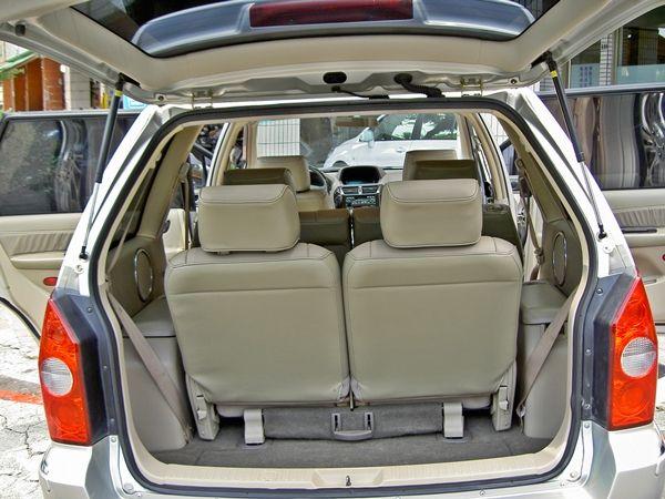2003年七人休旅 天窗 恆溫 一手車  照片7