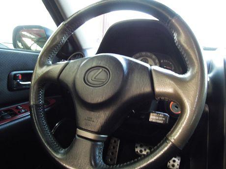 2002 Lexus 凌志 IS 200 照片3